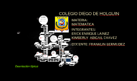 Copy of DESVIACION TIPICA