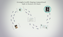 Arcangelo Corelli: Shaping Compositional Style in Western Ar