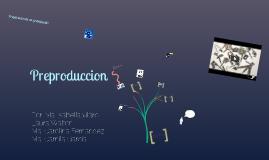 Preproduccion