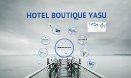 Hotel Boutique Yasu II