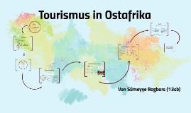 Copy of Tourismus in ostafrika -