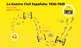 Presentación - Guerra Civil Espanola 1936-1939