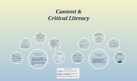 Content & Critical Literacy