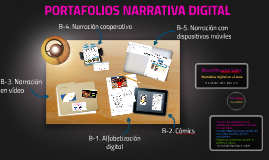 Portafolios Narrativa Digital