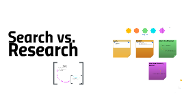 Search vs.