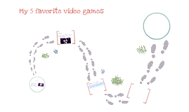 5 Fave video games