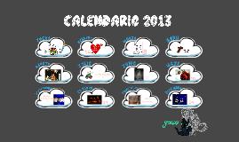 Copy of CALENDARIO 2013
