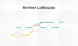 Berliner Luftbrucke