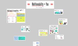 Multimodality + You