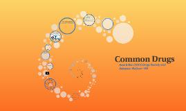 Common Drugs