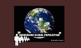 Increasing Global Population