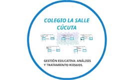 MAPA DE RIESGOS GESTIÓN EDUCATIVA