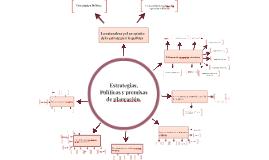 Copy of Estrategias, Políticas y premisas de planeación.