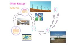 SCIENCE PROJECT 2013 Wind energy