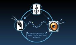 Transmisor-Receptor Red Electrica