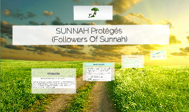 Sunnah Proteges (Intro)