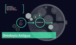 Ontologia Antigua