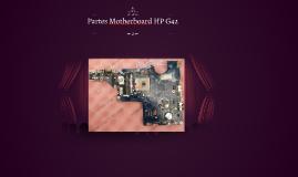 motherboard de hp g42 partes