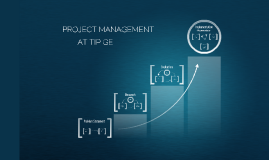 Project Management at TIP