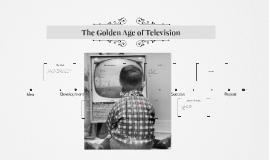 Session #12: (November 11): Television