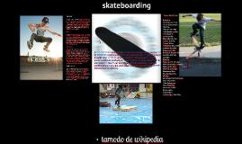 El skate