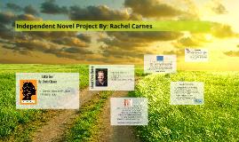 Independent Novel Project