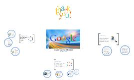 Google Tools for Educators Final Presentation