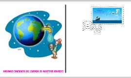 Distribución e interrelación de las aguas oceánicas y contin
