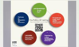 Kapacitetsmodel - Taastrup læringsplatform