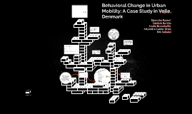 Behavioral Change in Urban Mobility: A Case Study in Vejle,