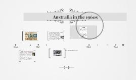 Australia in the 1960s