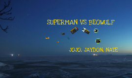 beowulf compared to superman