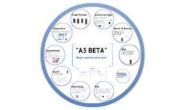 A3 BETA