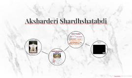 Aksharderi Shardhshatabdi