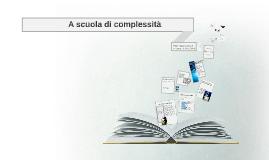A scuola di complessità