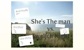 twelfth night vs she s the man