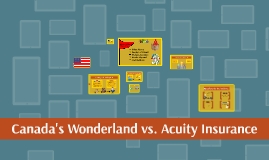 Canada's Wonderland vs. Acuity Inurance