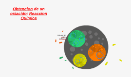 Obtencion de un oxiacido: Reaccion Quimica