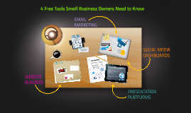 4 Free Tools You Need to Know as a Small Business Owner