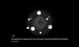 Los manuales de organización como estrategia en la productiv