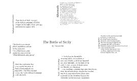Battle of sicily
