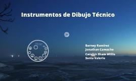 Copy of Herramientas e Instrumentos de Dibujo Técnico