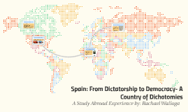 Spain: From Dictatorship to Democracy- A Country of Dichotom