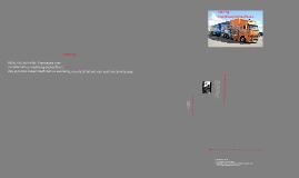Presentatie Staking Truckchauffeurs, Luuk B en Ruben.