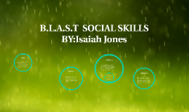 B.L.A.S.T    BY:Isaiah Jones