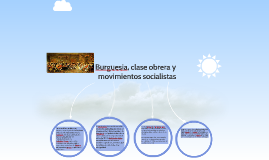 Copy of Burguesia,clase obrera y movimientos socialistas