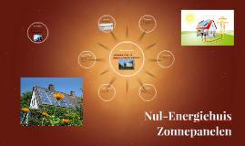 Nul-Energiehuis