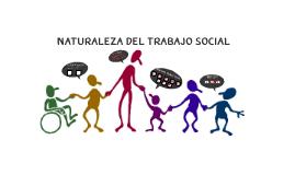 Copy of Naturaleza Del Trabajo Social