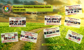Takwim PKMK sesi 2014/2015