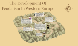 Copy of Chapter 2: The Development Of Feudalism In Western Europe